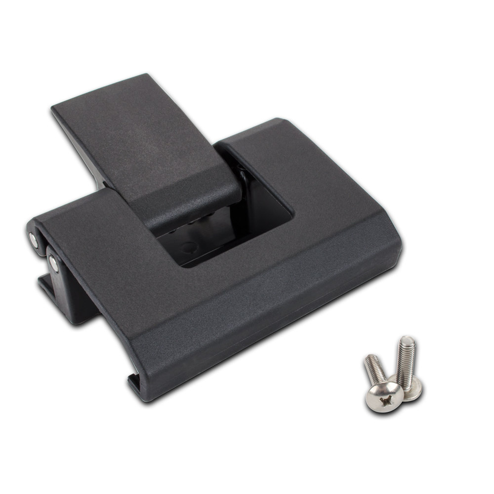 "Cambro 60280 4"" Replacement Nylon Latch Kit for UPCS140, UPCS160, and UPCS180 - Pre 12/03 Models"