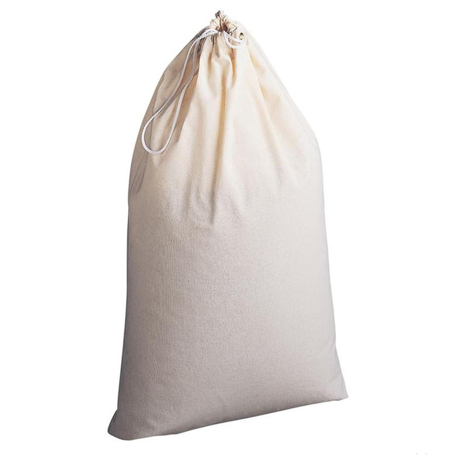 28 x 36 cotton laundry bag with drawstring - X laundry bags ...