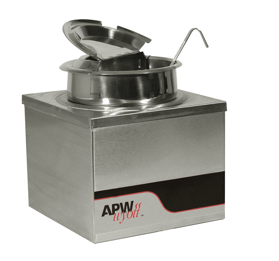 APW Wyott 120 Volts APW Wyott W-4B 4 Qt. Countertop Warmer at Sears.com