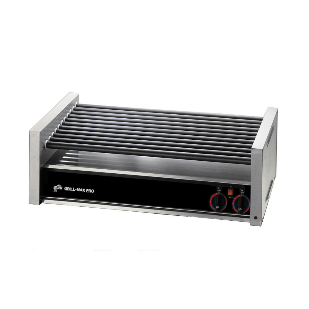 Star 208/240 Volt Star Grill-Max Pro 75SC Duratec Hot Dog Roller Grill at Sears.com