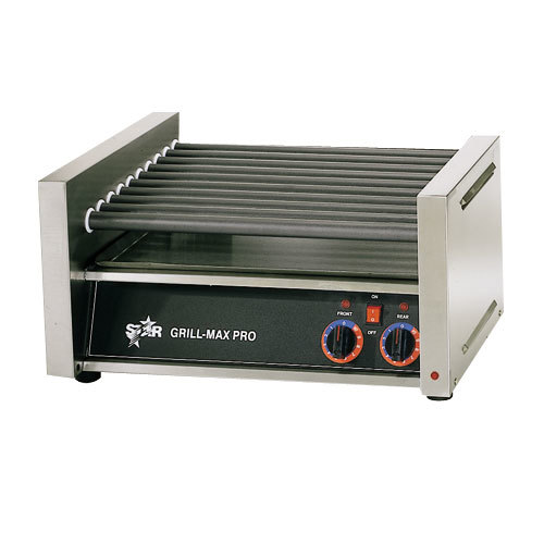 Star 230 Volts (International) Star Grill Max 30SCF 30 Hot Dog Roller Grill with Duratec Non-Stick Rollers at Sears.com