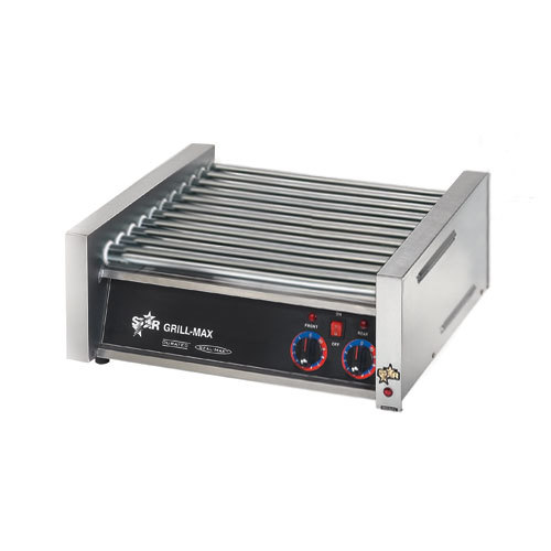 Star 230 Volts (International) Star Grill Max 30CF 30 Hot Dog Roller Grill with Chrome Plated Rollers at Sears.com