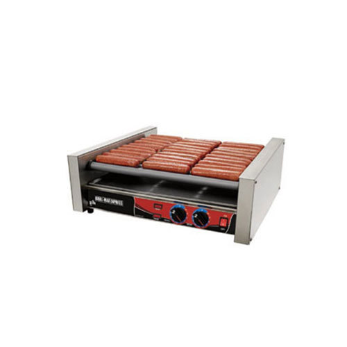Star 230 Volts (International) Star Grill Max Express X45SGF 45 Hot Dog Roller Grill with Duratec Super Turn Non-Stick Rollers at Sears.com