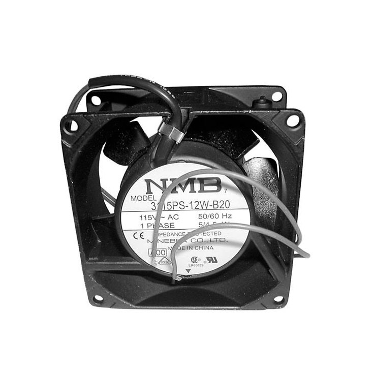 Axial Cooling Fan : Axial cooling fan with lead wire v