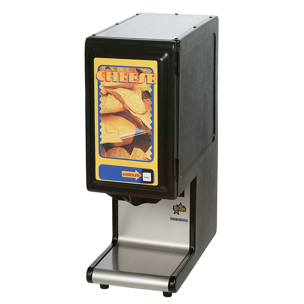 Star 230 Volts (International) Star HPDE1P Nacho Cheese Dispenser with Portion Control - 120V at Sears.com