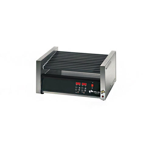 Star 230 Volts (International) Star Grill Max Pro 30SCE 30 Hot Dog Roller Grill with Electronic Controls and Duratec Non-Stick Roller at Sears.com