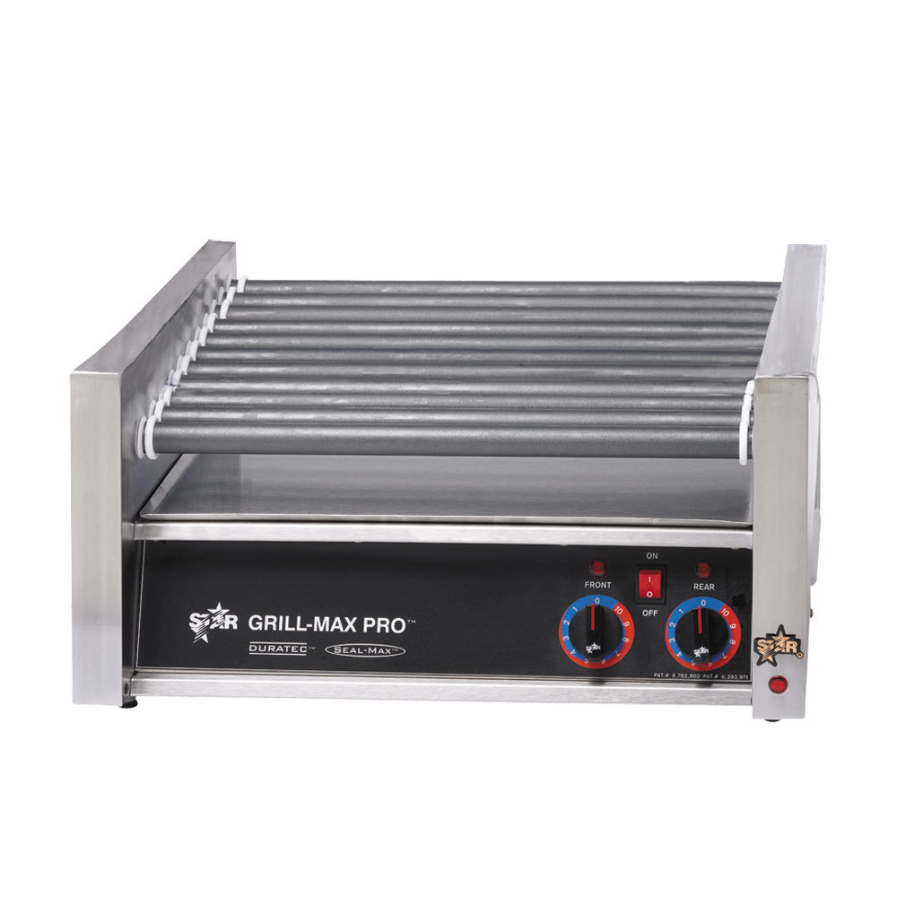 Star 230 Volts (International) Star Grill-Max Pro 30SC Duratec Hot Dog Roller Grill at Sears.com