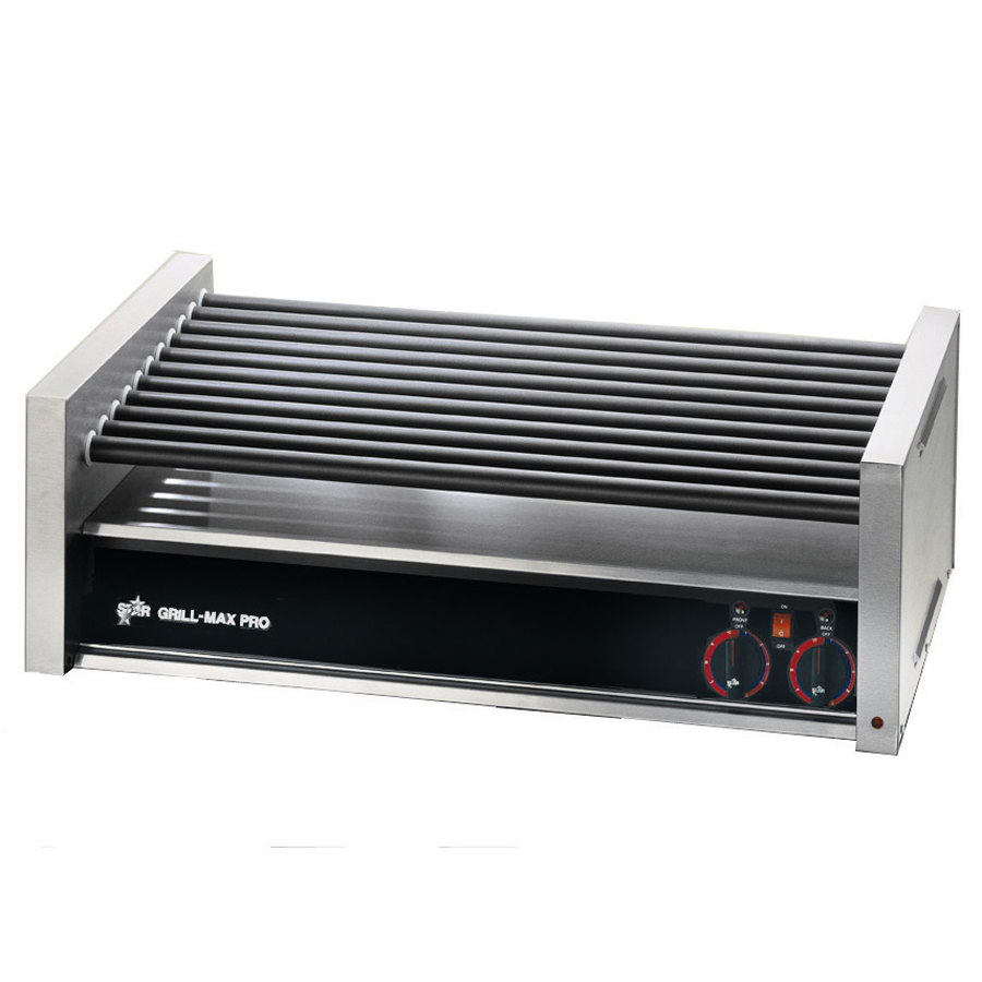 Star Grill-Max Pro 50SC Duratec Hot Dog Roller Grill