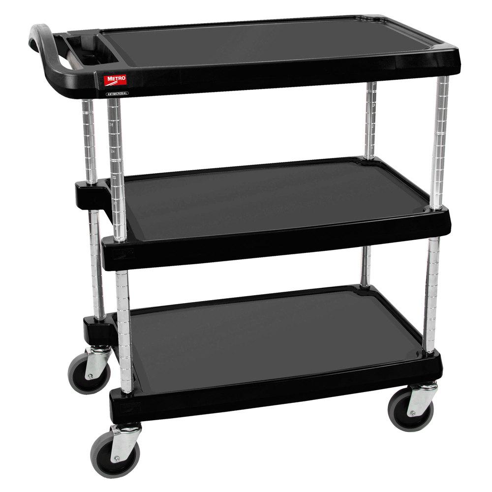 Metro Kitchen Utility Carts Metromax Carts Material