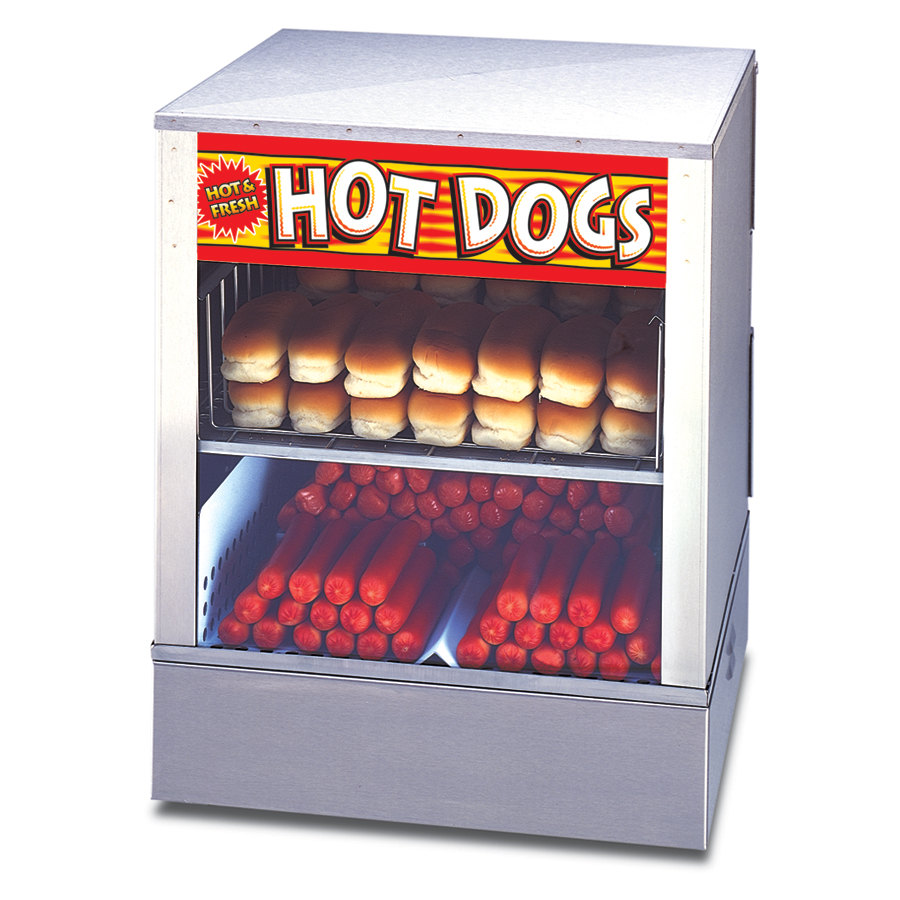 "APW Wyott 240 Volts APW Wyott DS-1A ""Mr. Frank"" Hot Dog Steamer at Sears.com"