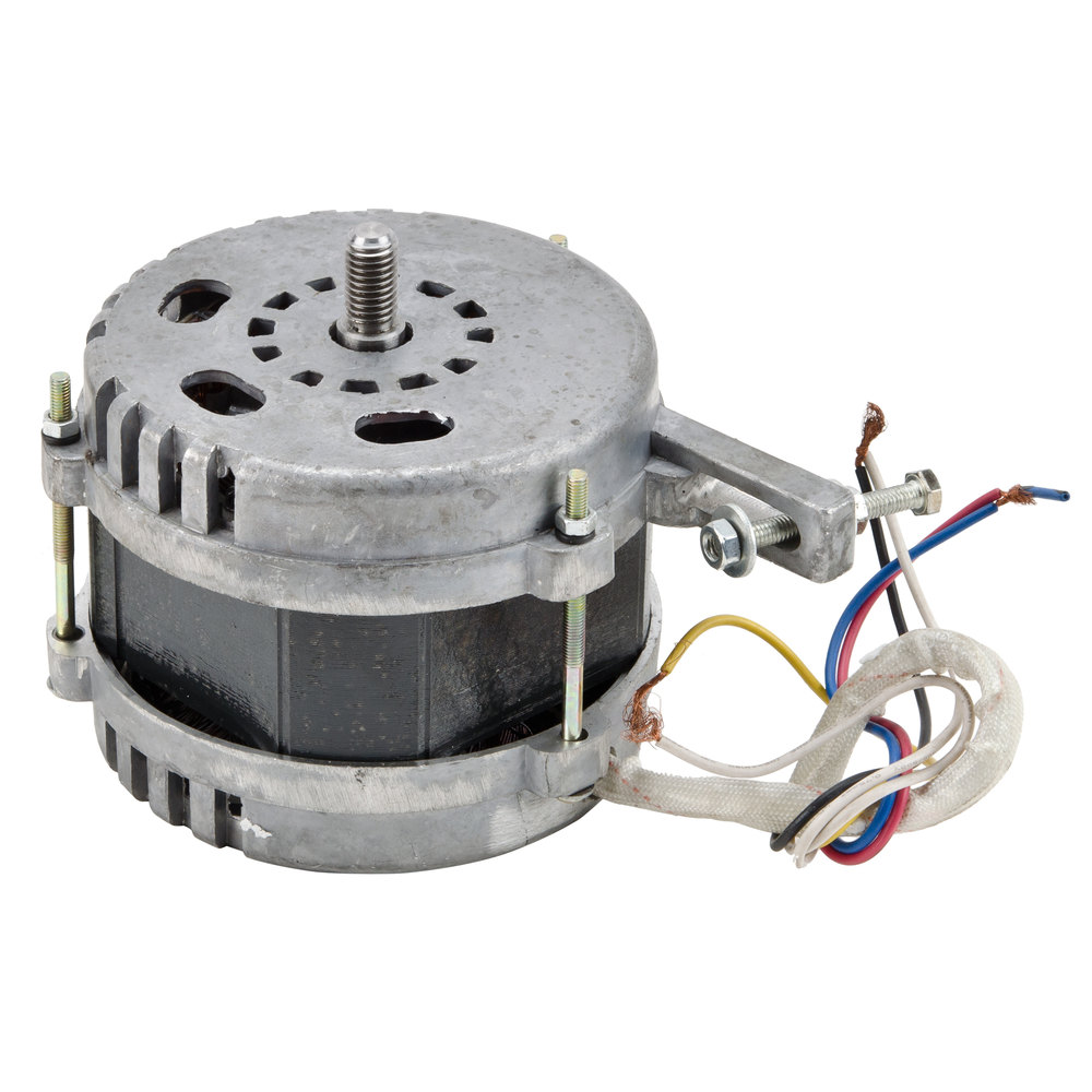 Avantco Sl310mtr 1 4 Hp Replacement Motor For Sl310 Slicer