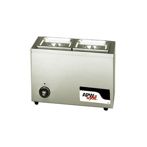 "APW Wyott 240 Volts APW Wyott W-9 14"" x 8"" Countertop Food Warmer at Sears.com"