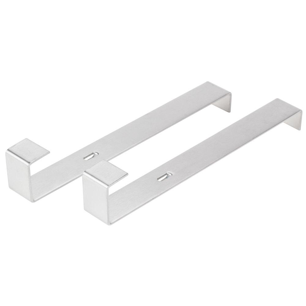 san jamar b500 stainless steel speed hanger straps for single speed rails - San Jamar