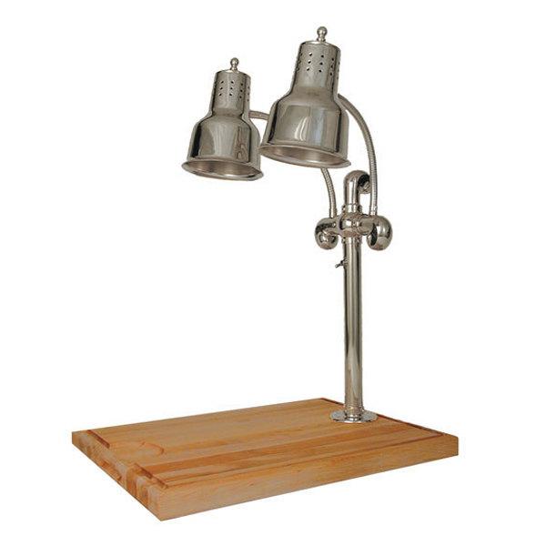 Hanson heat lamps dlm mb ch dual lamp quot