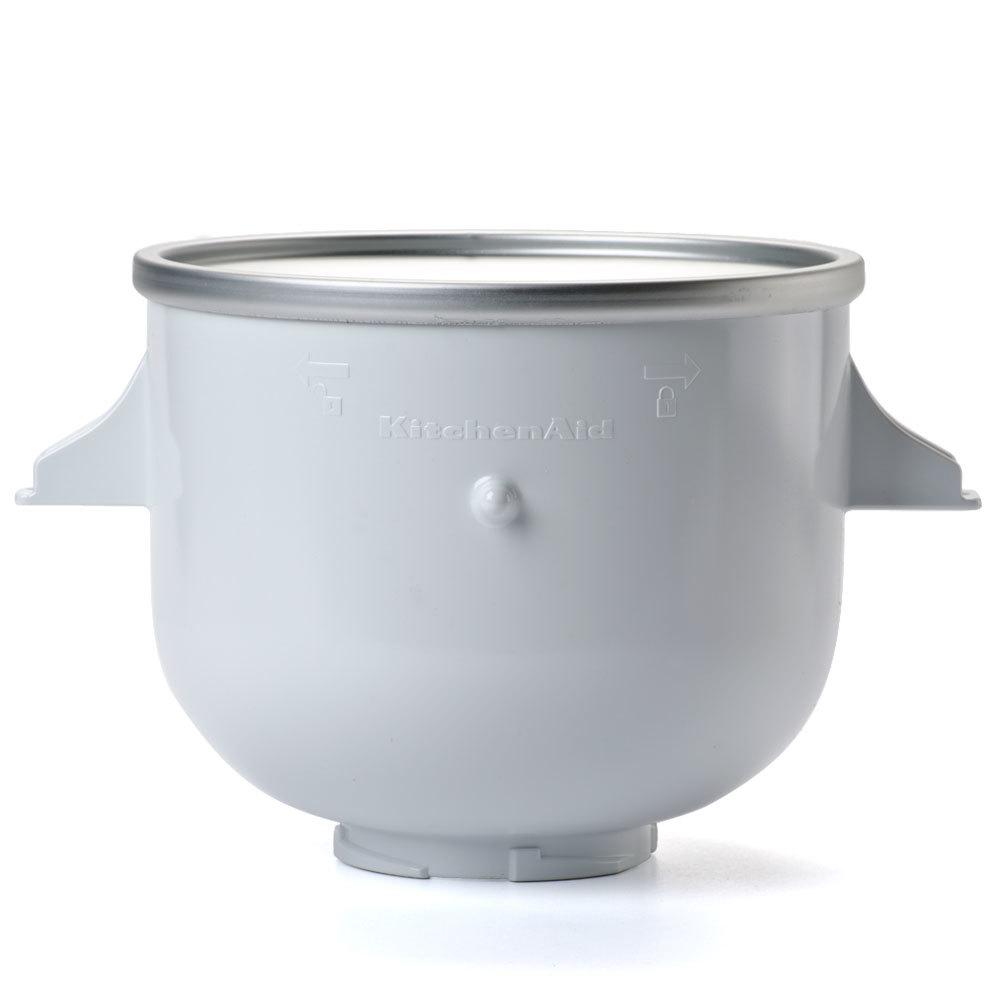 Kitchenaid kaica ice cream maker attachment for commercial - Gelato kitchenaid ...