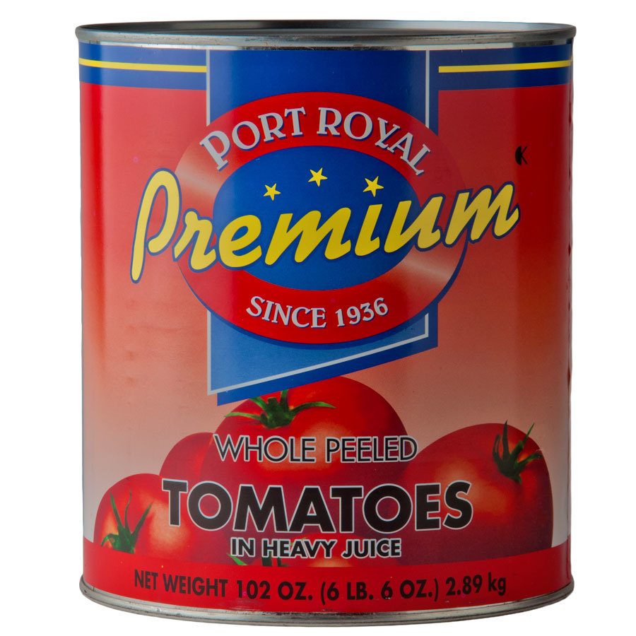 Whole Peeled Tomatoes - #10 Can