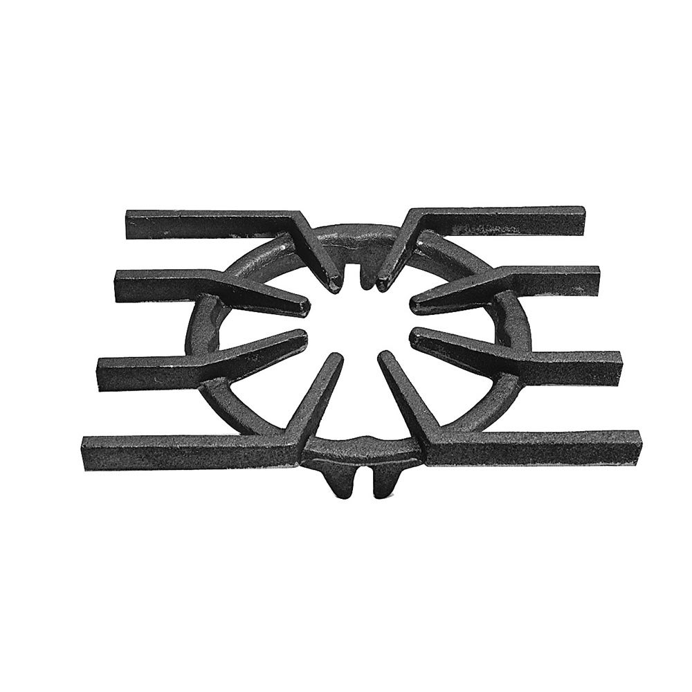 "All Points 24-1111 6 3/4"" Cast Iron Spider Grate"