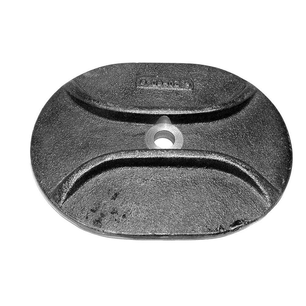 "All Points 24-1000 4 3/4"" X 6 3/4"" Boiler / Steamer Hand Hole Cover"