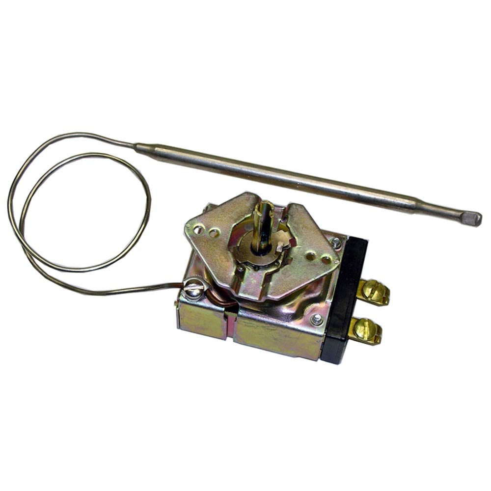 "All Points 46-1174 Thermostat; Type: K; Temperature 100 - 450 Degrees Fahrenheit; 12"" Capillary"