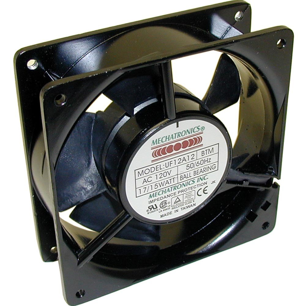 Equipment Cooling Blowers : All points  quot axial fan