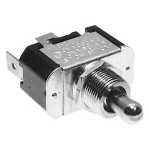 All Points 42-1621 On/Off/Momentary On Toggle Switch - 10A/250V, 15A/125V