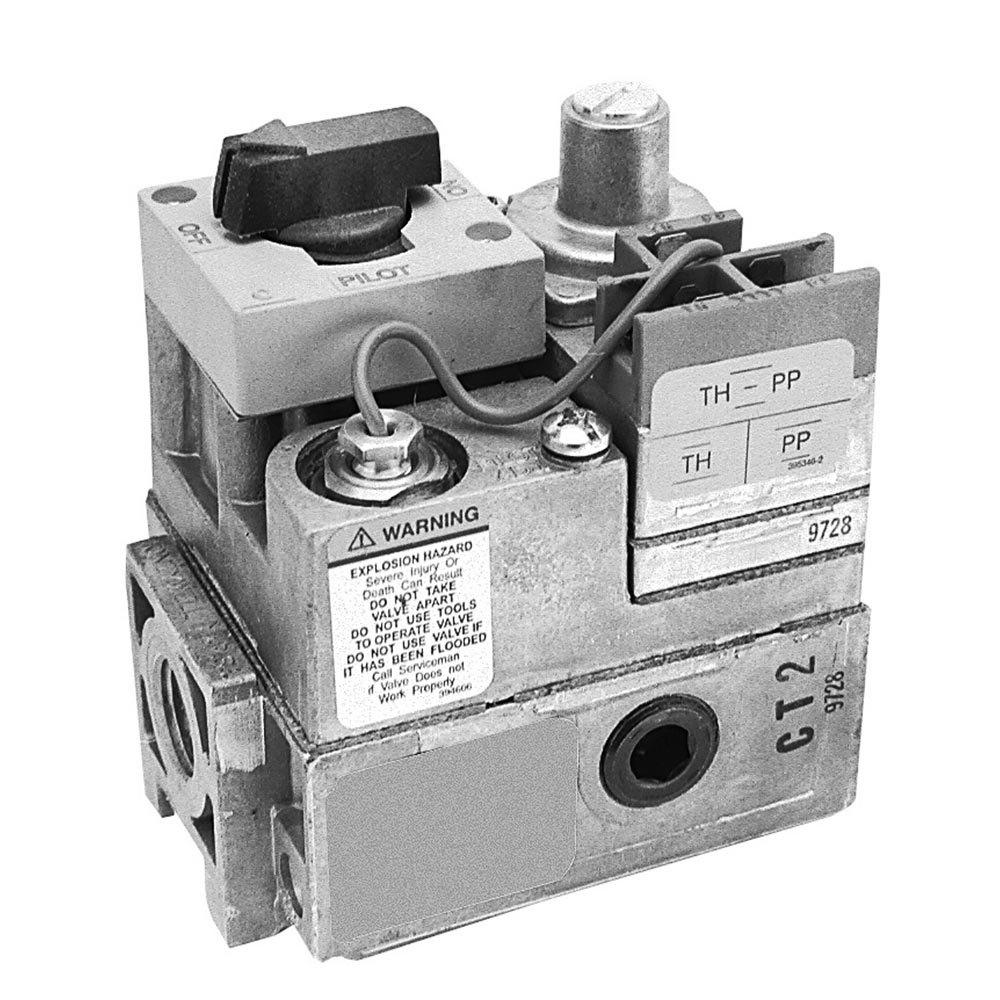 Pilot Control Valve : All points type vs a pilot gas control valve