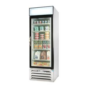 Beverage Air MMR23-1-W White Marketmax Refrigerated Glass Door Merchandiser - 23 Cu. Ft. at Sears.com