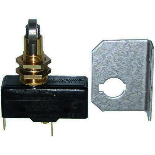 Blodgett 35702 Equivalent Momentary On/Off Door Micro Switch Kit with Bracket
