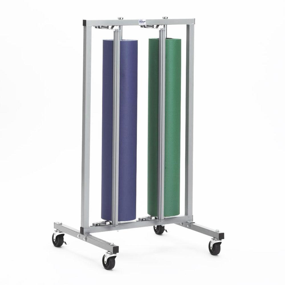 "Bulman Products Inc. Bulman R997-20 20"" Vertical Two Roll Paper Rack at Sears.com"