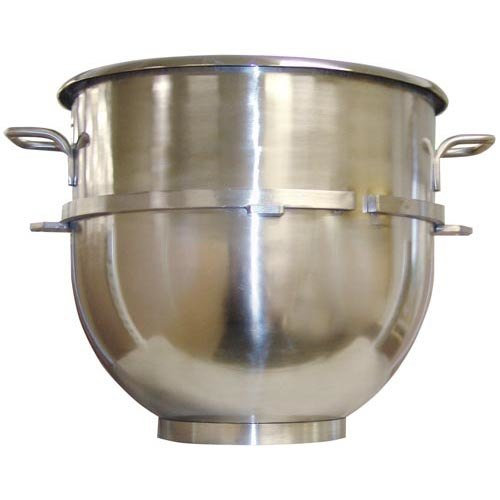 Hobart 00-VMLH60 Equivalent Classic 60 Qt. Stainless Steel Mixing Bowl