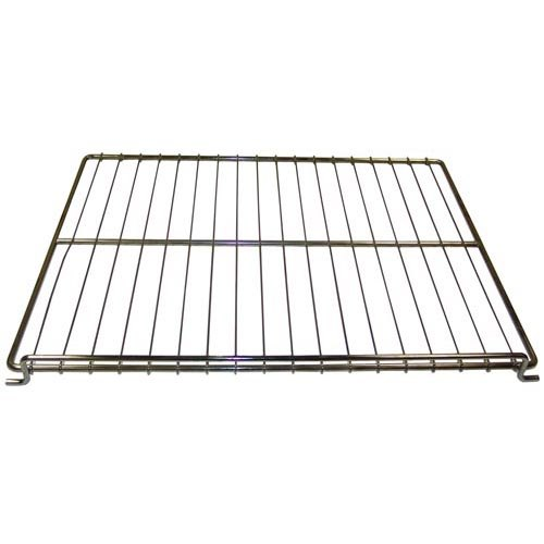 "Imperial 4042-2 Equivalent 26"" x 20 1/4"" Oven Rack with Stop"