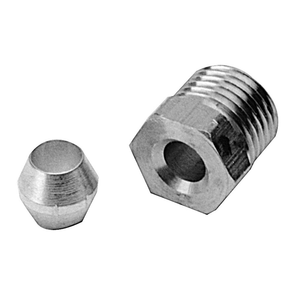 "All Points 26-1223 1/4"" CCT to 3/16"" CCT Reducer Fitting"