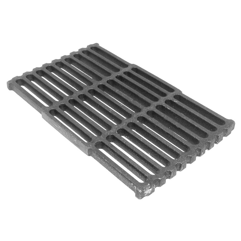 All points  quot cast iron bottom grate