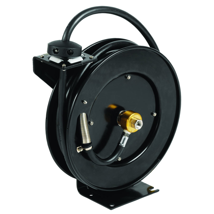 T & S Brass and Bronze Works T&S 5HR-232-GH Equip Hose Reel with 35' Hose and Garden Hose Adapter at Sears.com