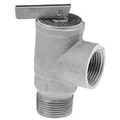 "All Points 52-1148 3/4"" NPT Pressure Relief Valve - 125 PSI"
