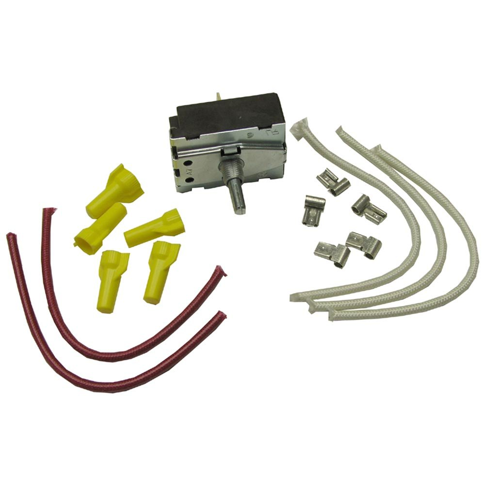 All Points 42-1296 Rotary Switch Kit - 20A/480V