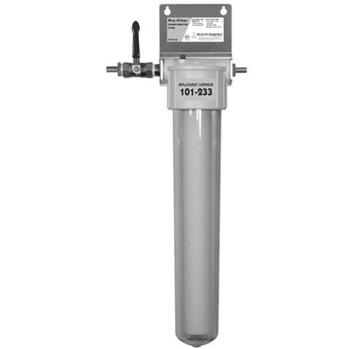 "All Points 76-1167 20"" Pre-Filter Water Filter Head"