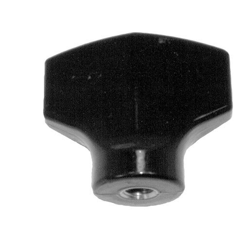 "All Points 22-1016 2 1/2"" Slicer Chute Support Knob"