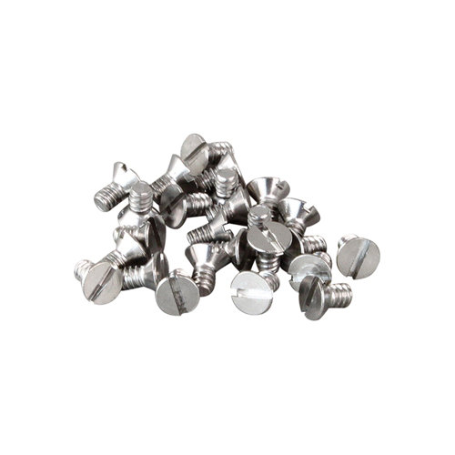 All Points 26-3713 Ring Knife Mounting Screws - 25/Pack