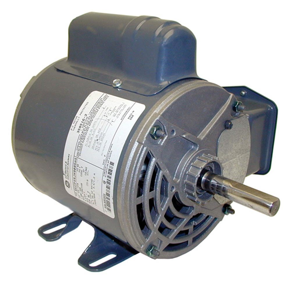 All points 68 1117 blower motor 208 230v 1 10 1 2 hp for 2 hp blower motor