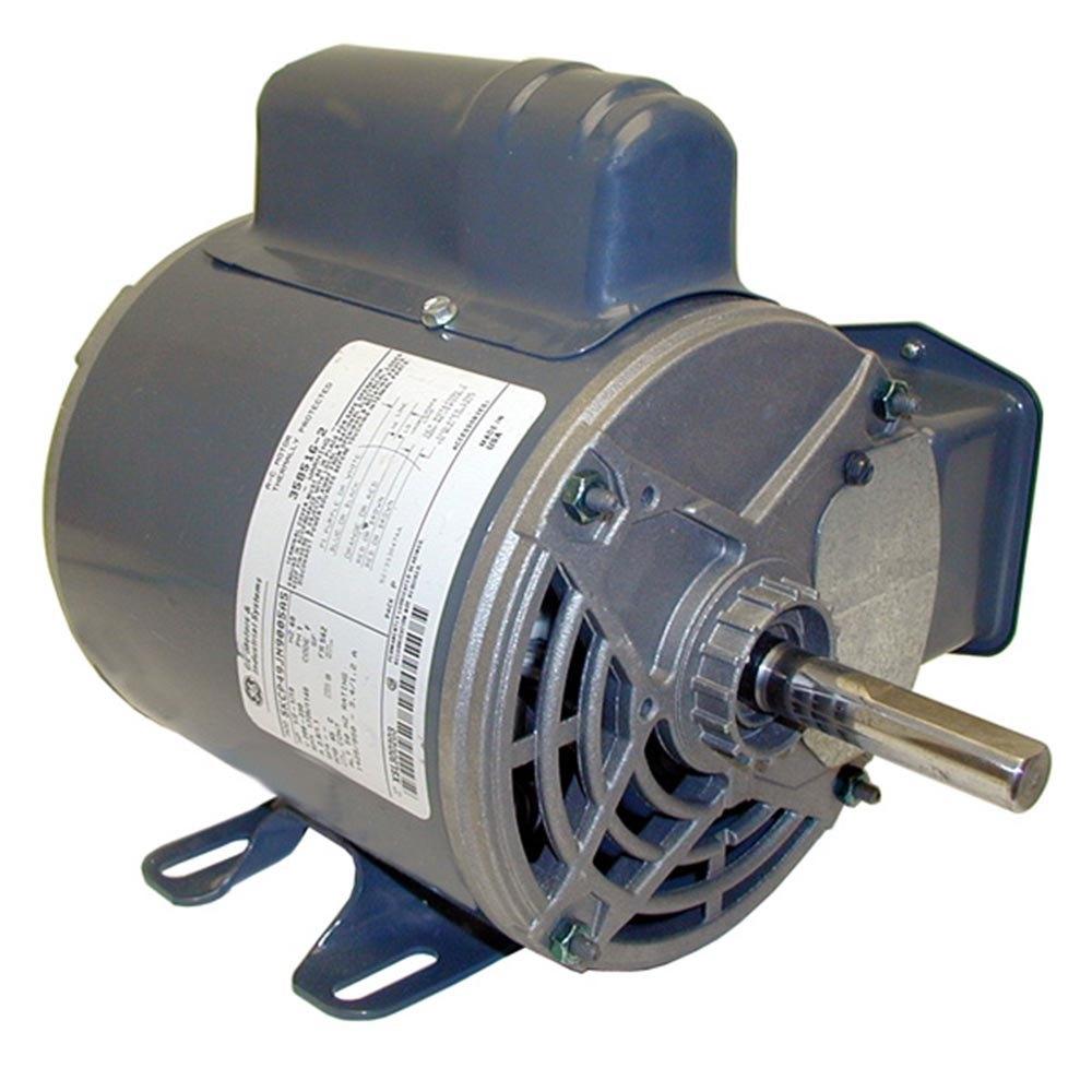 All points 68 1117 blower motor 208 230v 1 10 1 2 hp for 1 10 hp motor
