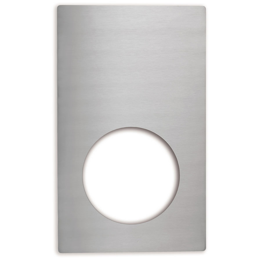 Vollrath Miramar 8240614 Stainless Steel Adapter Plate for Medium Round Pan