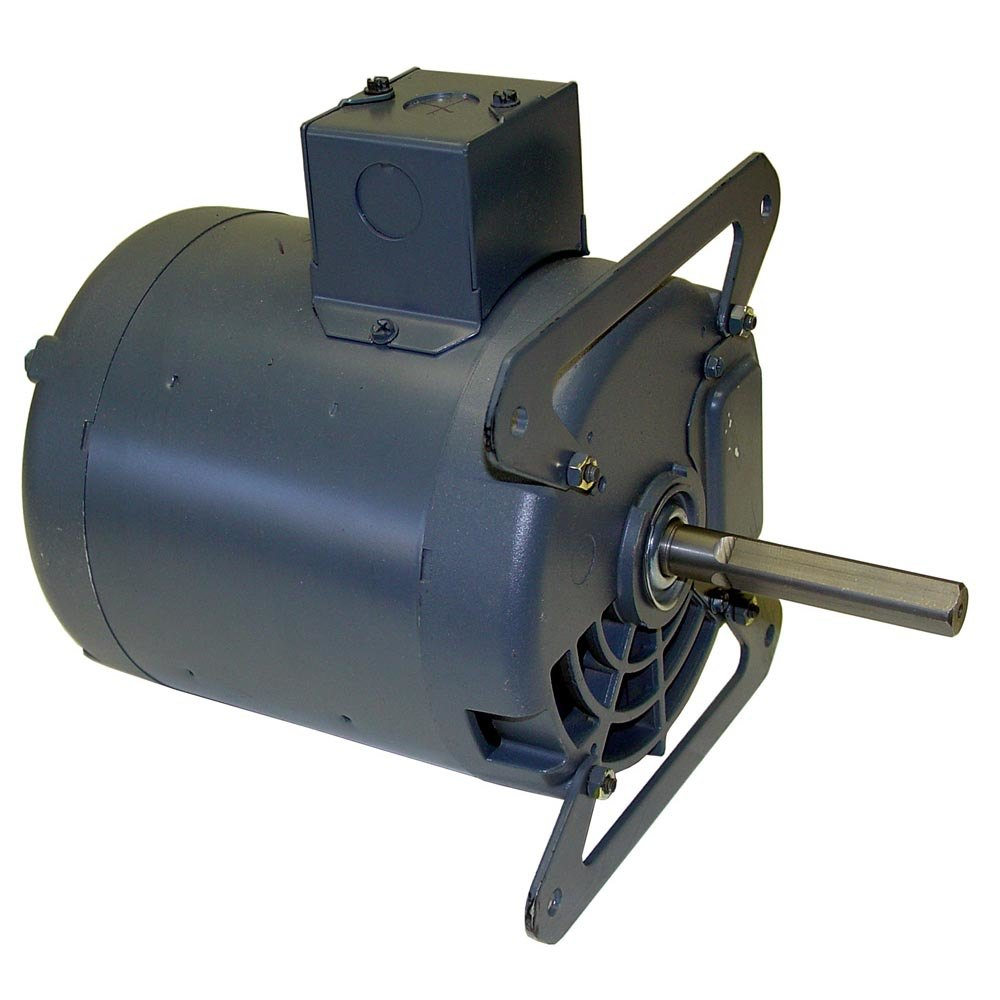 all points 68 1128 1 2 hp 2 speed blower motor 120v On 1 5 hp 120v electric motor
