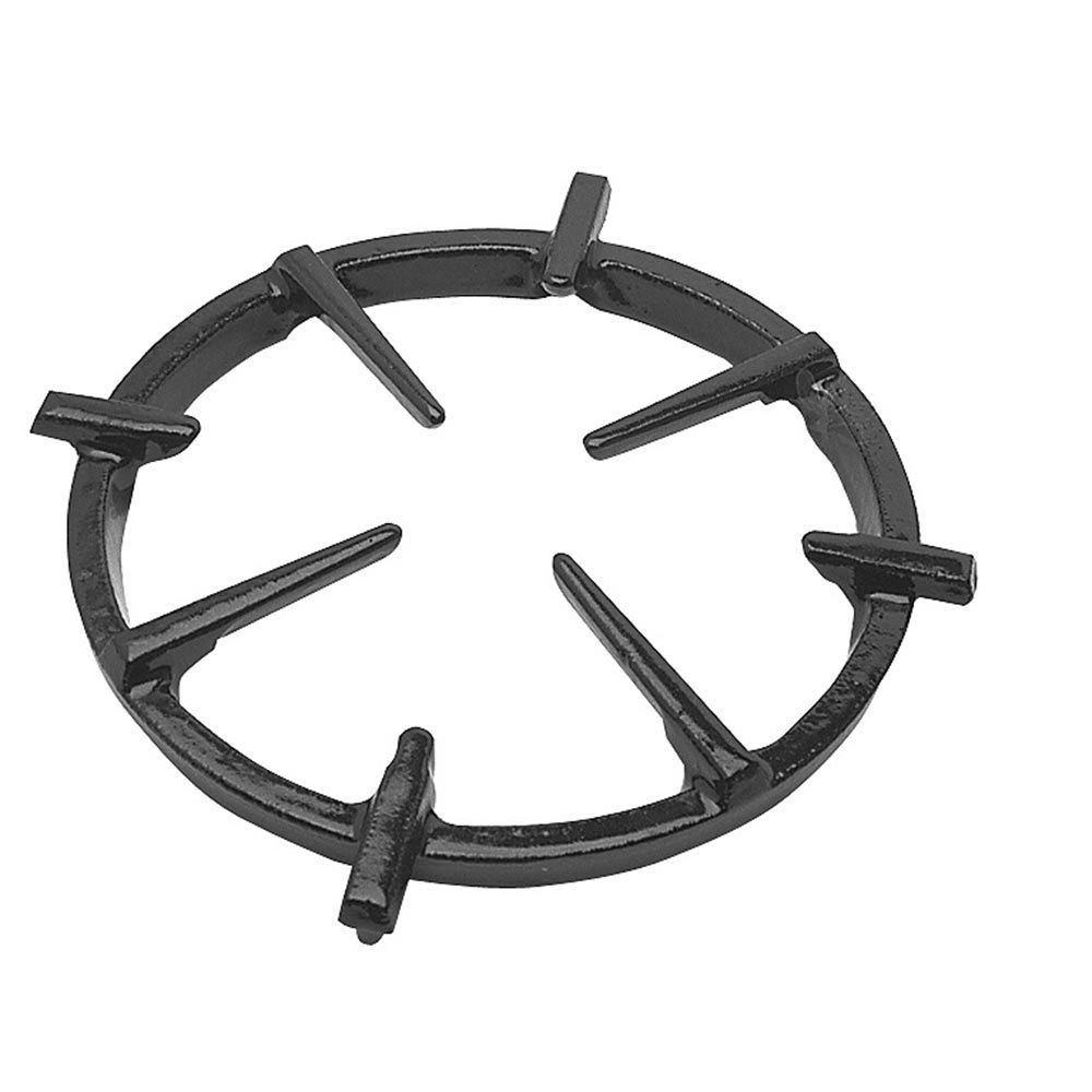 "All Points 24-1008 9 3/16"" Cast Iron Spider Ring Grate"