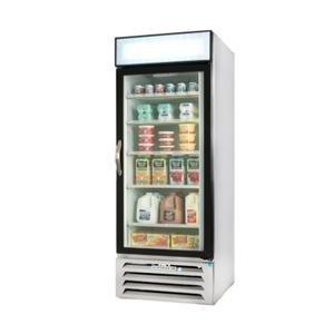 Beverage Air MMR27-1-W White Marketmax Refrigerated Glass Door Merchandiser - 27 Cu. Ft. at Sears.com