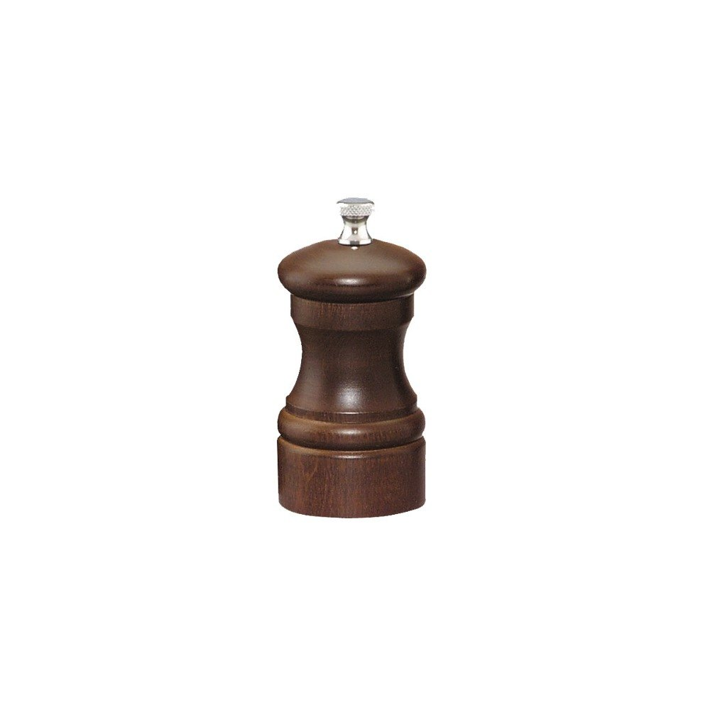 Chef Specialties 04150 Professional Series Customizable Capstan Walnut Pepper Mill - 4""