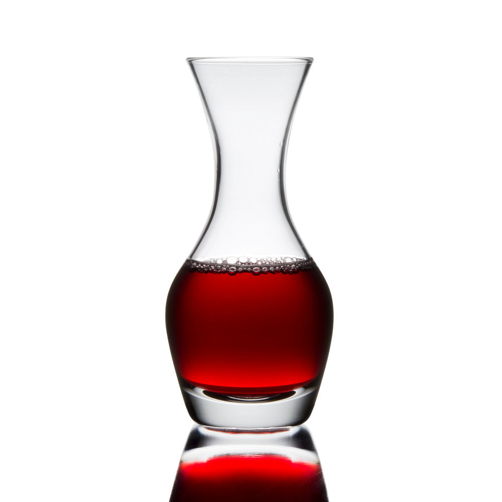 cardinal arcoroc fe644 6 oz by the glass carafe 24 case. Black Bedroom Furniture Sets. Home Design Ideas