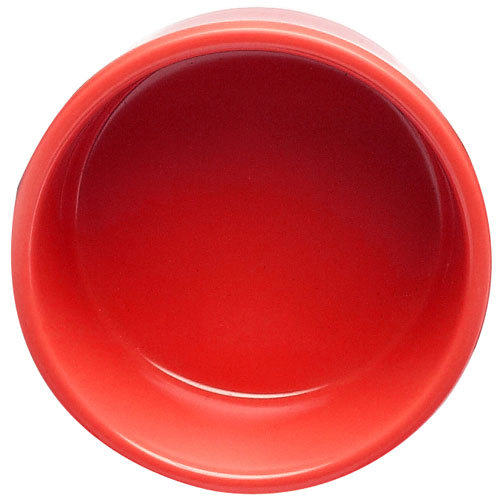 Elite Global Solutions DRAM Rio Spring Coral 4 oz. Melamine Ramekin