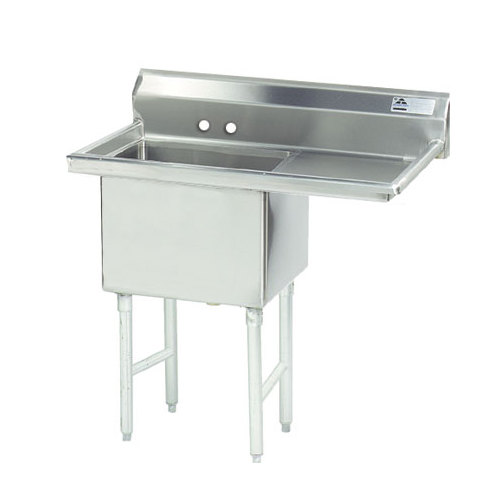 Advance Tabco FE 1 1620 18 X e partment Stainless Steel mercial Sink
