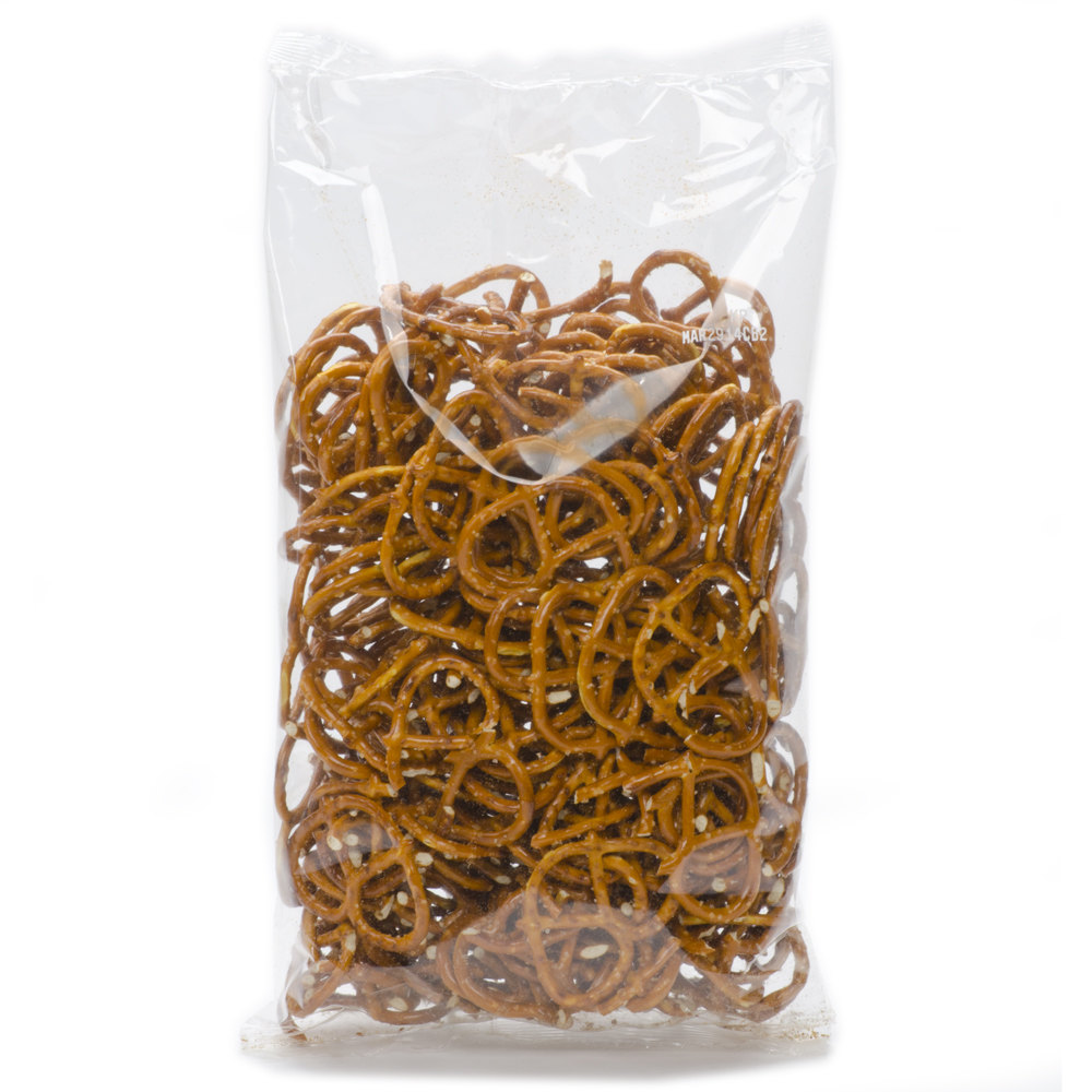 Snyder's of Hanover Thin Pretzels 1 lb. Bags 6 / Case